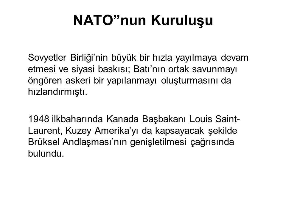 Askeri Komite, barıs döneminde NATO bölgesinin ortak savunması ile ilgili tedbirleri Konsey'e tavsiye etmekle yükümlüdür.