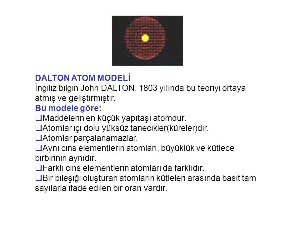 Bohr Atom Modelinin eksiklikleri: 1-Bohr atom modeli yalnızca tek elektronlu sistemlerin spektrumlarını açıklayabilir.
