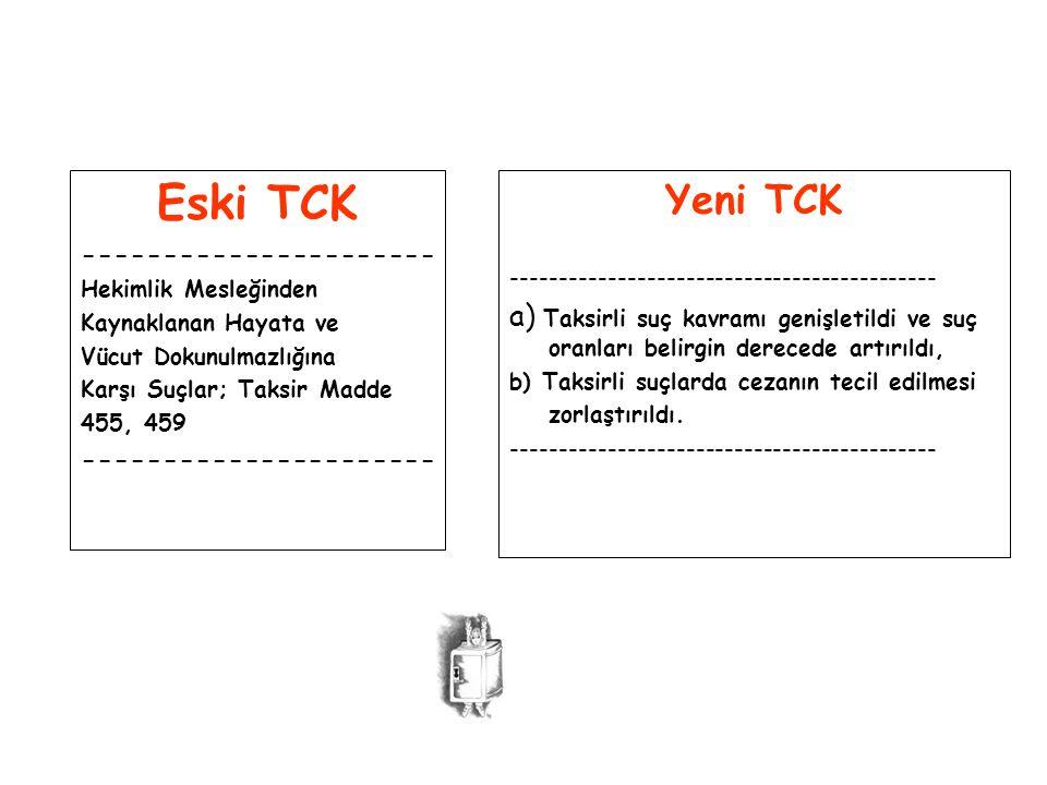 HAKLI VEYA HAKSIZ HEKİM HATASI SUÇLAMASI Mesleki sorumluluk Türk Tabipler Birliği İdari sorumluluk İlgili Kurum Hukuki sorumluluk Hukuk mahkemesi Cezai Sorumluluk Ceza Mahkemesi Ceza Mahkemesinin atadığı bilirkişi: Yapılan işlem bir komplikasyon olarak kabul edilemez ve uzman doktorun hastayı her halükarda kabul ederek tedavisini veya kontrolünü yerine getirme yükümlülüğü vardır Hukuk Mahkemesinin atadığı bilirkişi: Hastada Endoskopi sırasında meydana gelen perforasyon bronş tümörlerinde görülen en sık komplikasyonlardan biridir ve böyle bir istenmeyen durumun açığa çıkmasında hastanın bronkoskopiyi yapan doktorun yönlendirmelerine uymamasının neden olduğundan hekimin gelişen olayda kusuru yoktur
