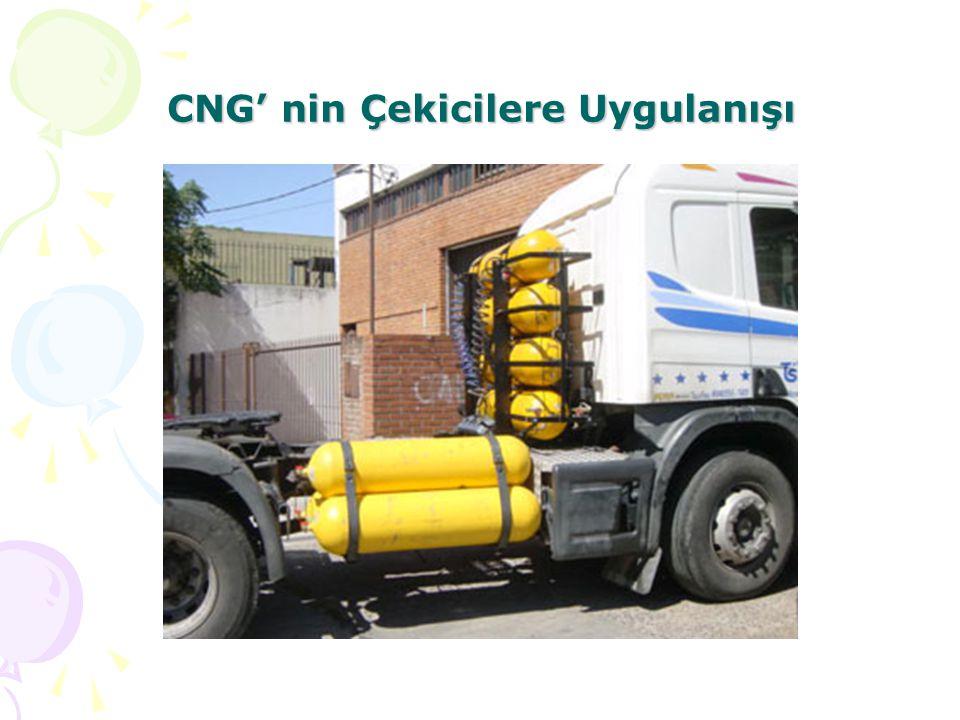 CNG' nin Çekicilere Uygulanışı