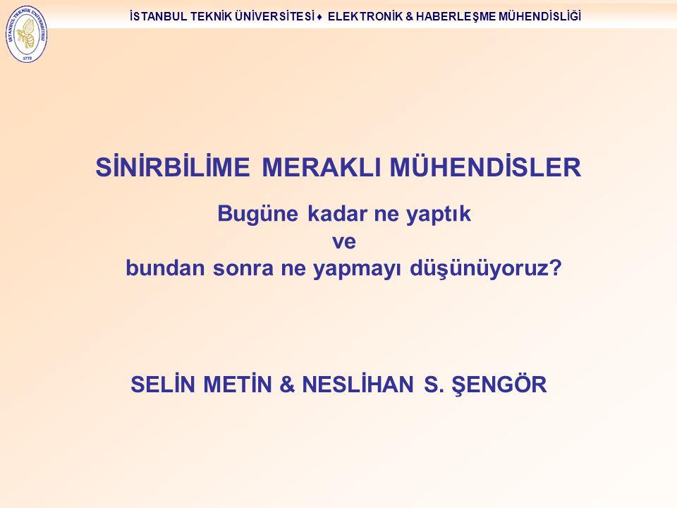 İSTANBUL TEKNİK ÜNİVERSİTESİ ♦ ELEKTRONİK & HABERLEŞME MÜHENDİSLİĞİ 62 KAYNAKLAR Gutkin, B.S., Dehaene, S., Changeux, J.P., A Neurocomputational Hypothesis for Nicotine Addiction , PNAS, vol.103, no.4, 1106-1111, Jan 24, 2006.