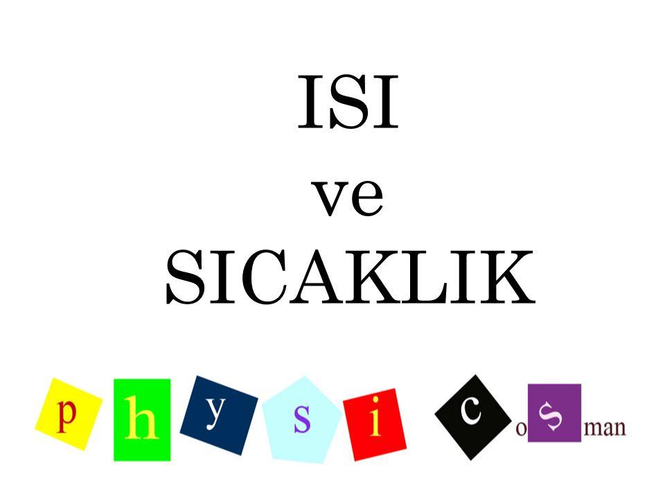 ISI ve SICAKLIK