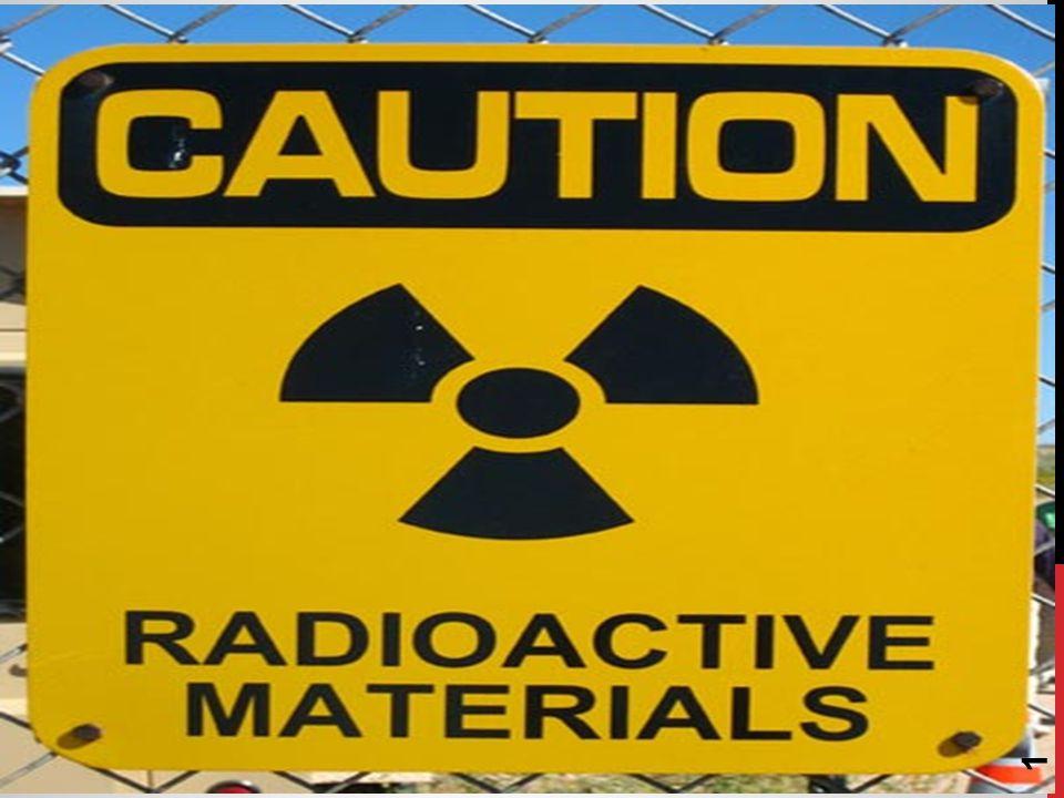 RADYOAKTIF ATIK? 2 -Nükleer Atık -Ölümcül -Kullanım değeri TASIMAYAN!