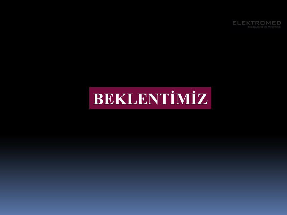 BEKLENTİMİZ