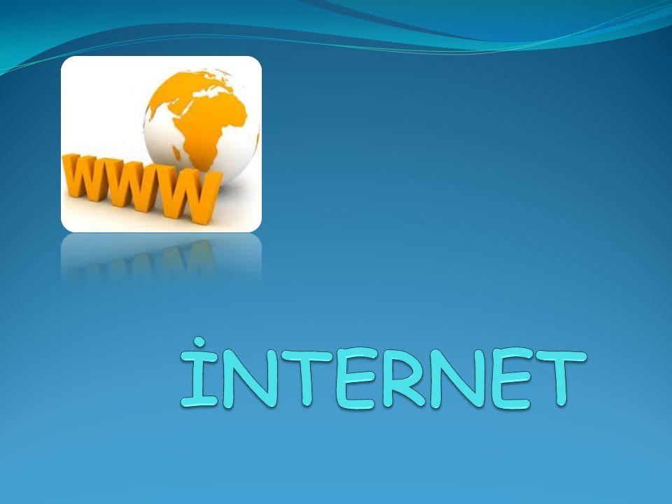 İnternetin Doğuşu ABD 'nin soğuk savaş yıllarında yaptığı bir araştırma sonucunda temelleri atılmıştır.