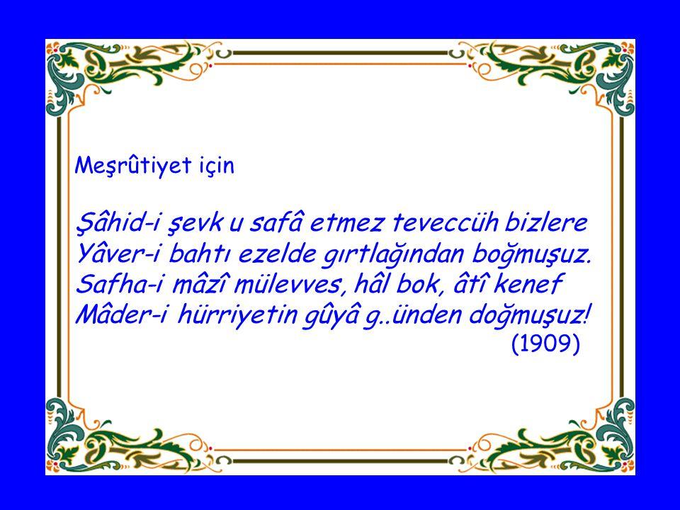 Bâbıâlî Caddesi'nde Ahmet Hâlit Yaşaroğlu Kitabevi Orta sıra soldan: 1) İhsan Hamâmî olabilir, 2) Ord.