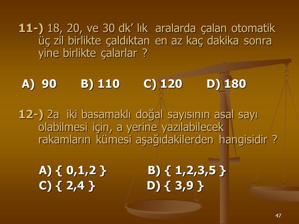 46 9-)30, 45, 75 litrelik üç fıçı sirke ile doludur.