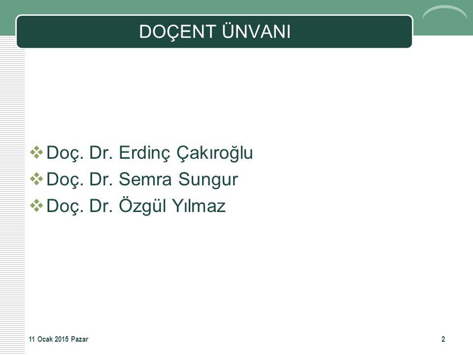 YÜKSELTİLME  Yrd.Doç. Dr. Ömer Faruk Özdemir-OÖFMAEB- 30.