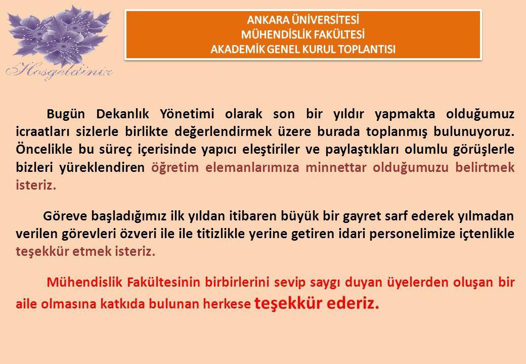Mühendislik Fakültesi Etkinliklerinden Örnekler Fakültemizin Etkinlikleri kapsamında, 27-30 Aralık 2011 tarihlerinde, Fakültemiz Konferans Salonunda 2011 Ankara YEF Günleri düzenlenmiştir.