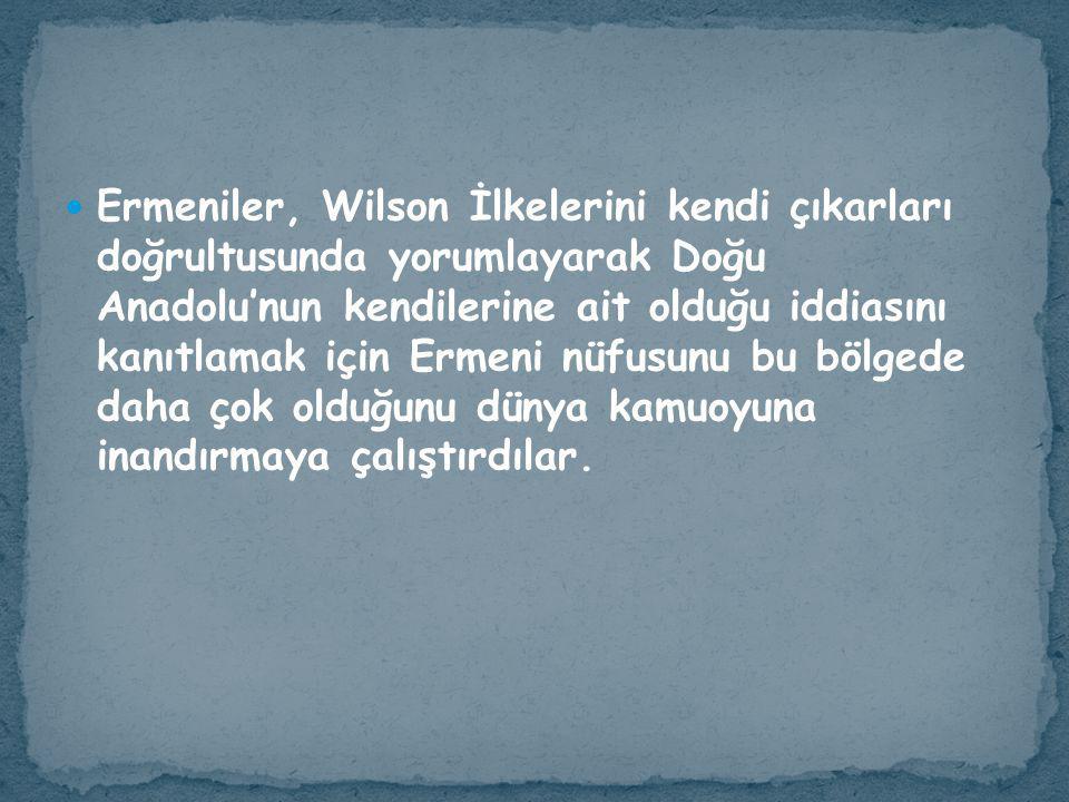 (2-3 aralık 1920) Sarıkamış,Kars,Kağızman ve Iğdır Türk Hükümetine bırakılacaktı.
