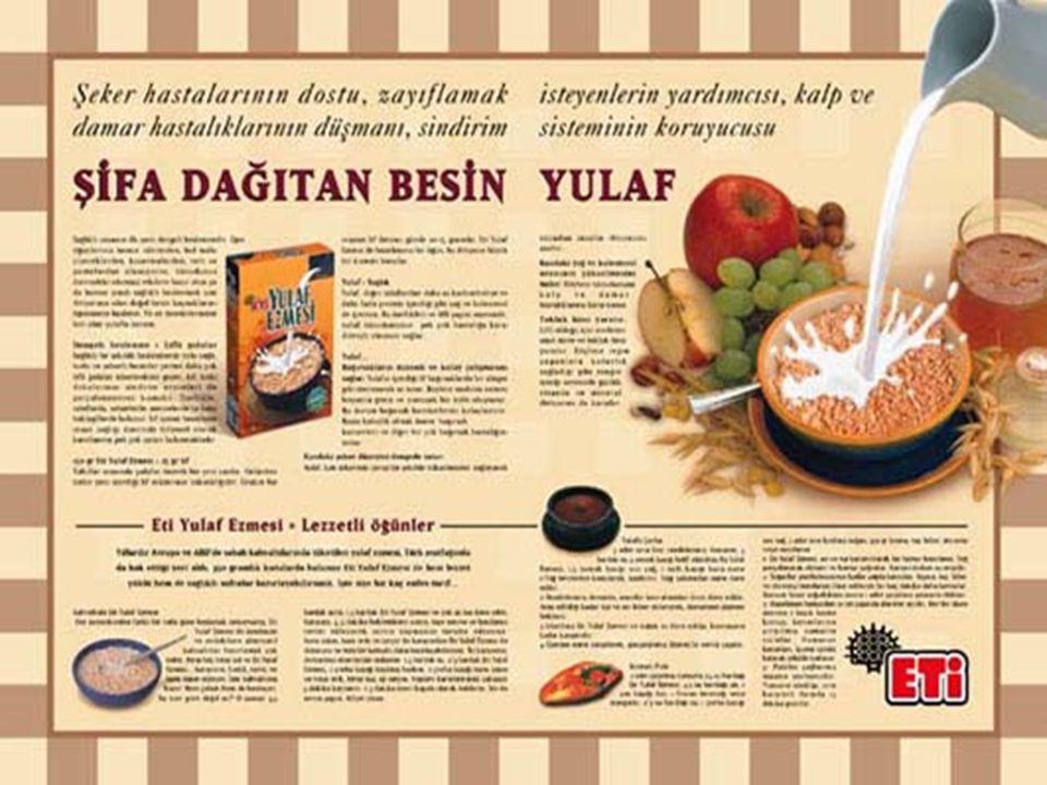 Kampanyalar tanıtılır (Dönemseldirler) -Turkcell- Avea- Vodafone gibi operatörlerin kampanyaları -Turk Telekom'un yeni kampanyalarını tanıtması -Banka reklamlarında kredi avantajları, faizler hakkında bilgilendirmelerin yapılması -Burger King, Pizza Hut, Mc Donalds gibi restoranların yemek kampanyaları