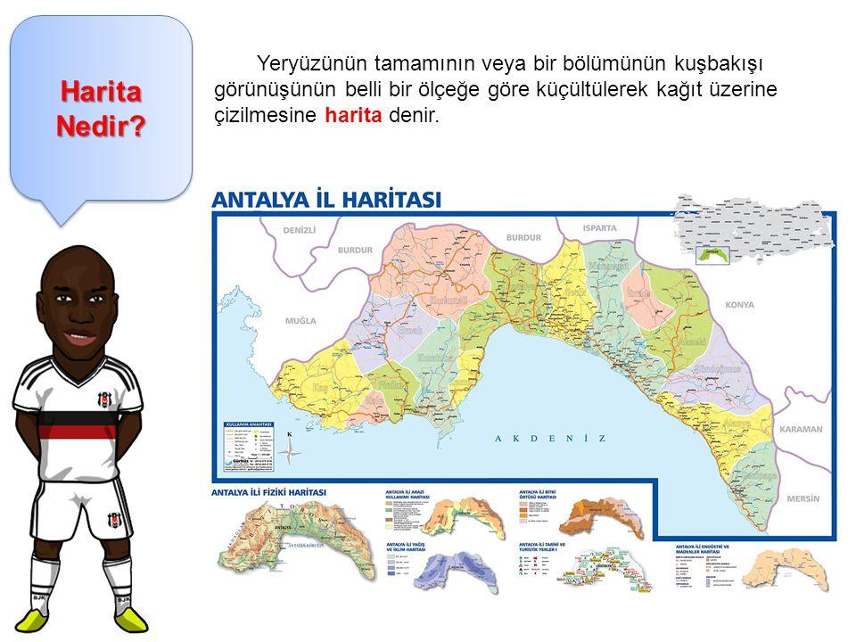 Harita Nedir.