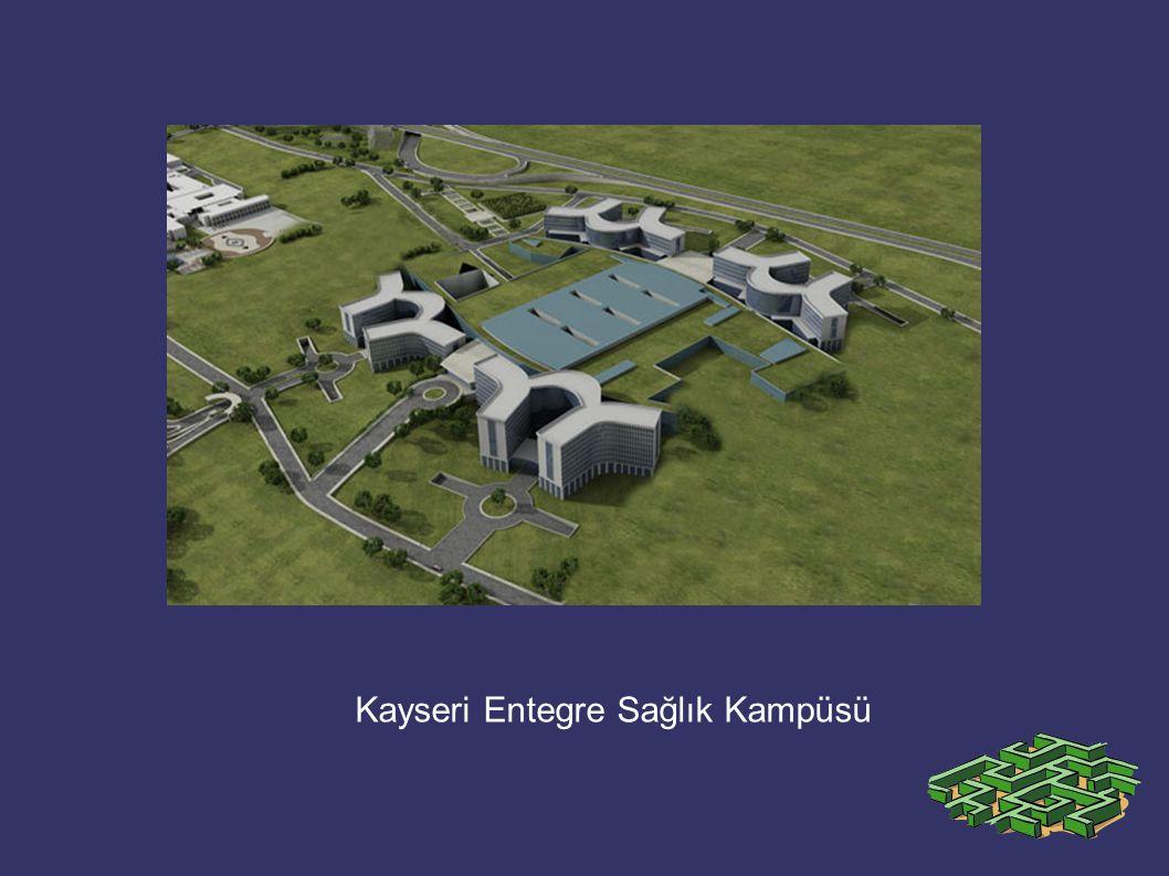 Kayseri Entegre Sağlık Kampüsü