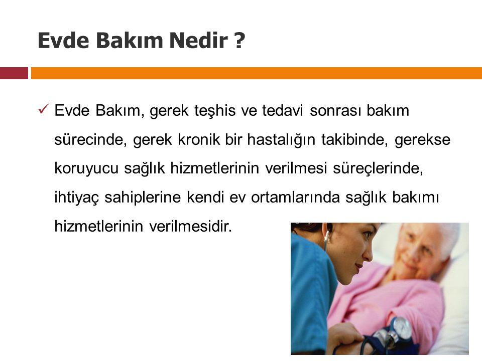Hollanda'da evde bakım; genel toplum hemşireliğinden tıbbi bakım aletlerinin ödünç verilmesine ve annelik bakımına kadar uzanan geniş bir yelpazede devlet tarafından karşılanıyor.