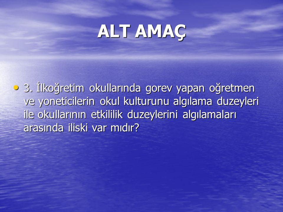ALT AMAÇ 3.