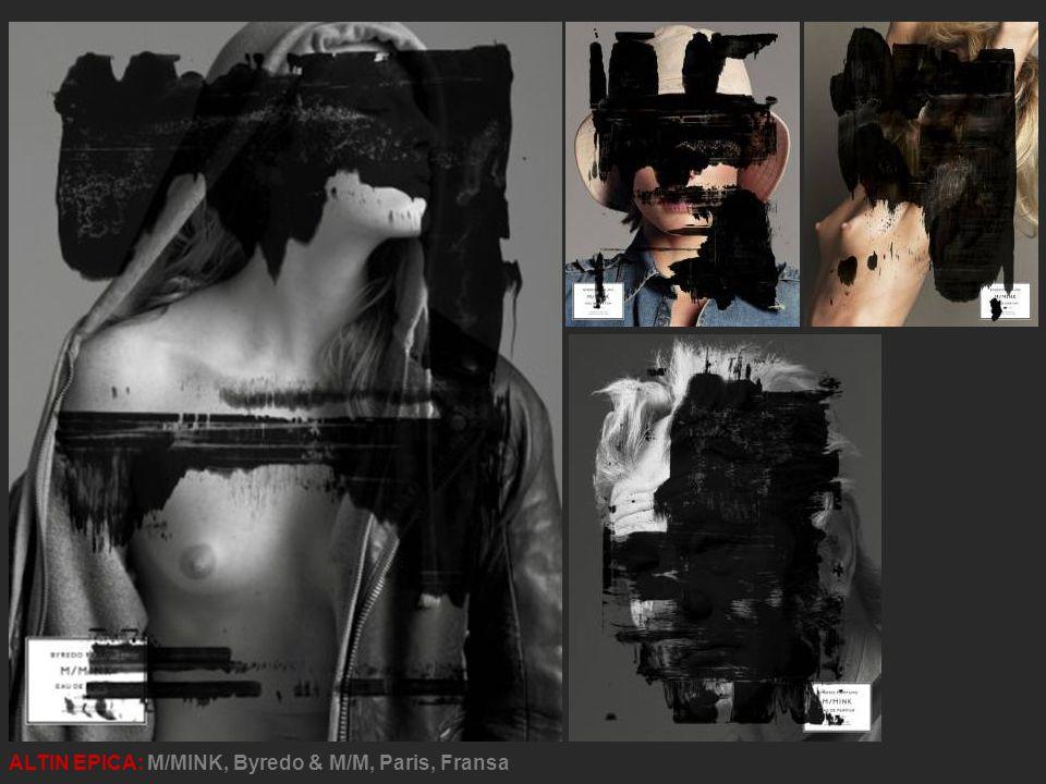 ALTIN EPICA: M/MINK, Byredo & M/M, Paris, Fransa