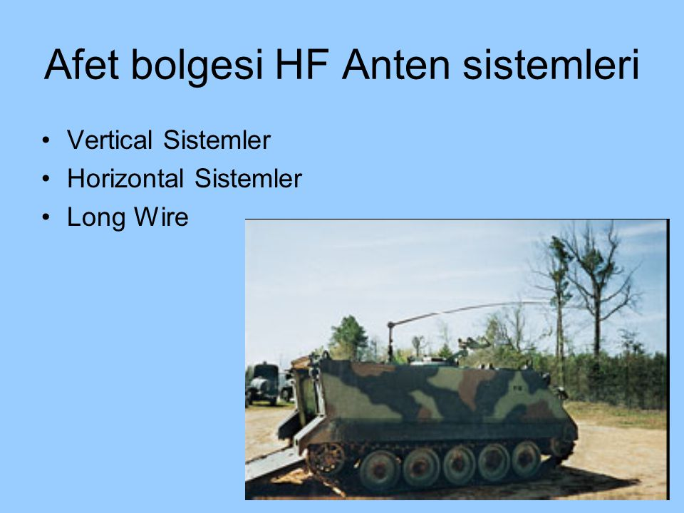 Afet Bolgesi Haberlesme Anten Sistemleri VHF/UHF anteni. Lehim Ip Baglanti halkasi SO-239 Bakir tel
