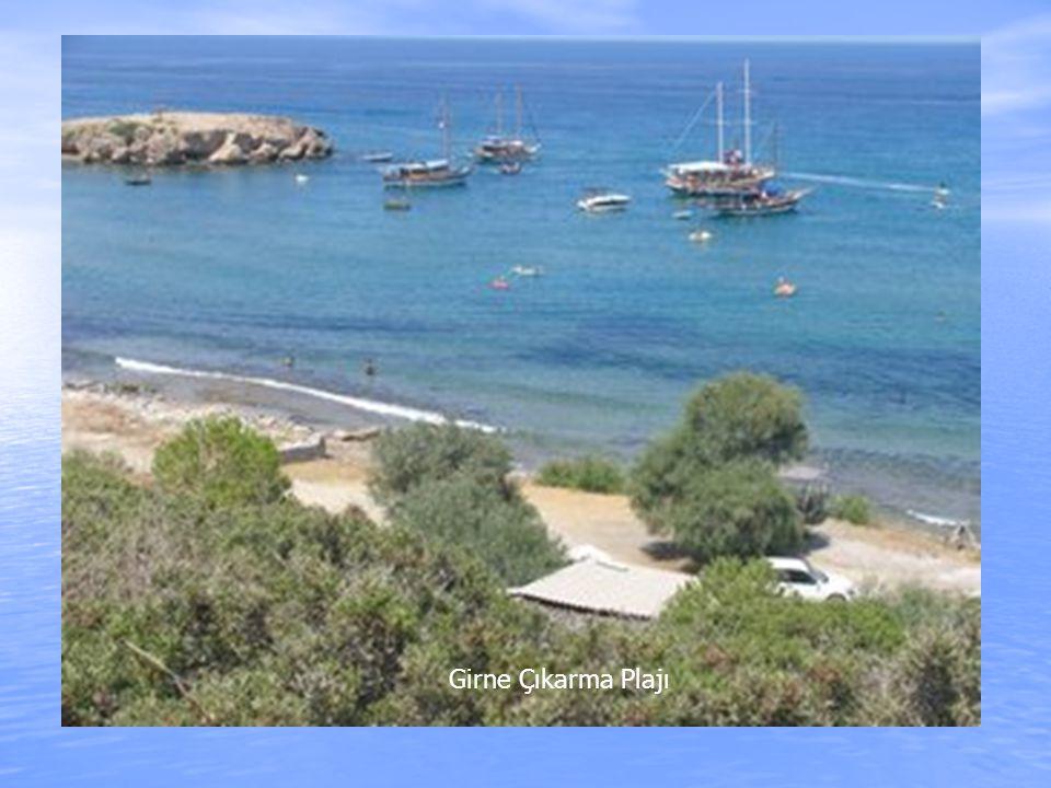 Girne Çıkarma Plajı