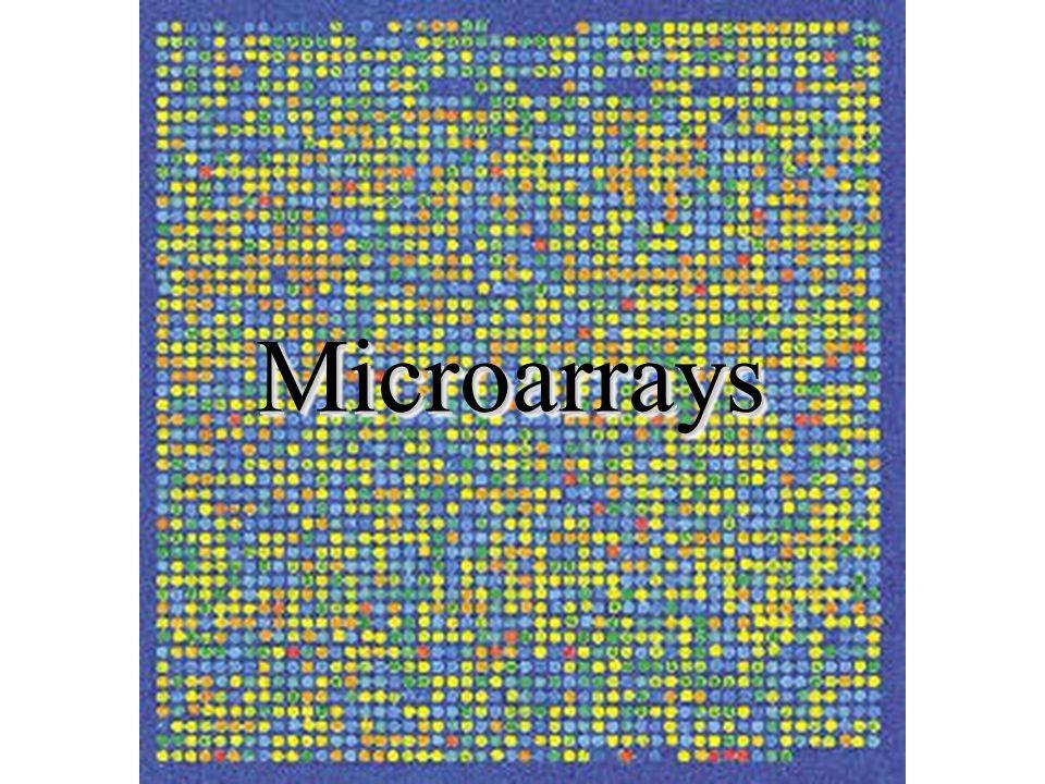 MicroarraysMicroarrays