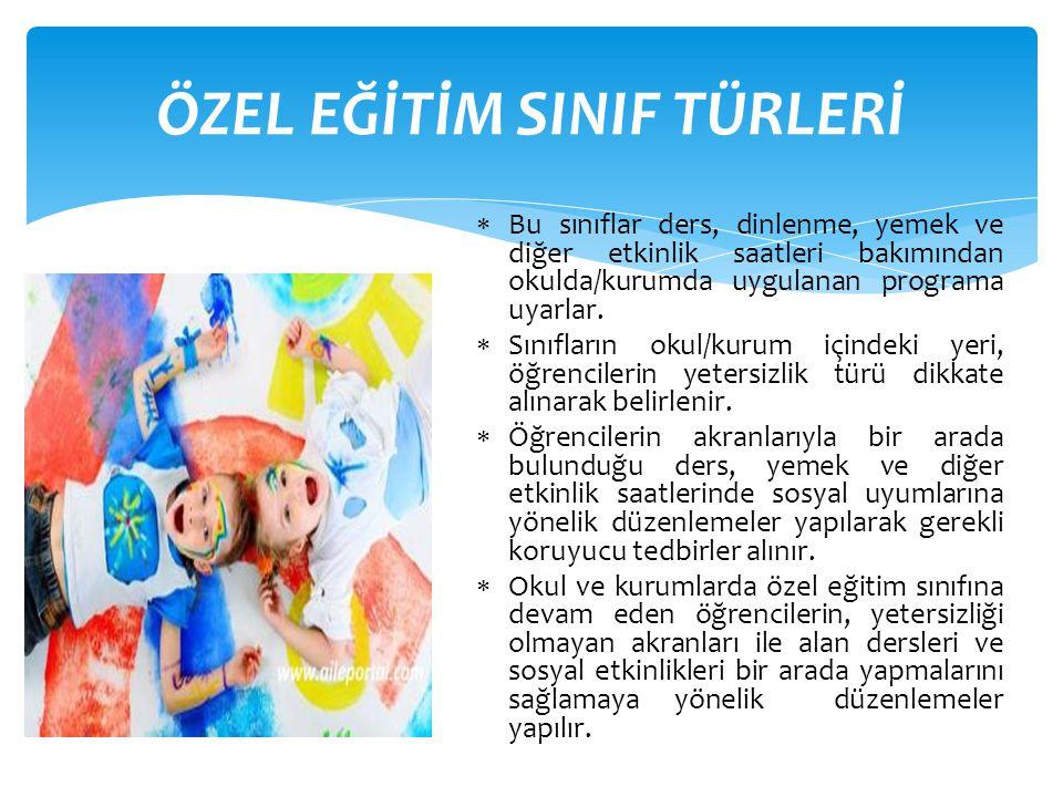  Şehit Öğretmen Mustafa Boz İlkokulu  Şehit Öğretmen Mustafa Boz Ortaokulu İLÇEMİZDE BULUNAN ÖZEL EĞİTİM OKULLARI