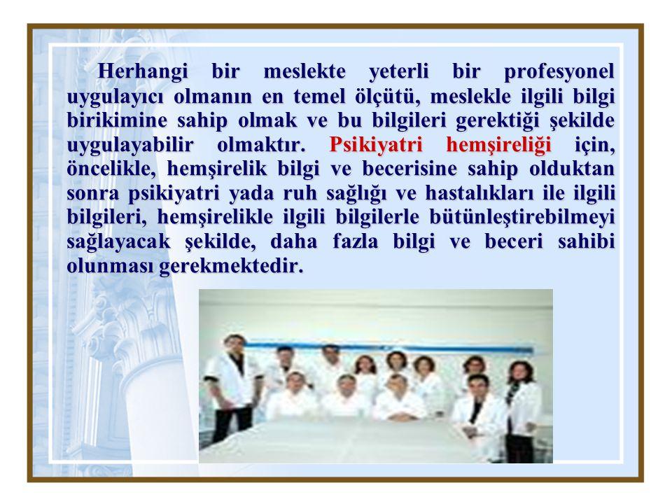 Bir başka dernek, Psikoterapi Enstitüsü Derneğidir ve 2005 yılında kurulmuştur.