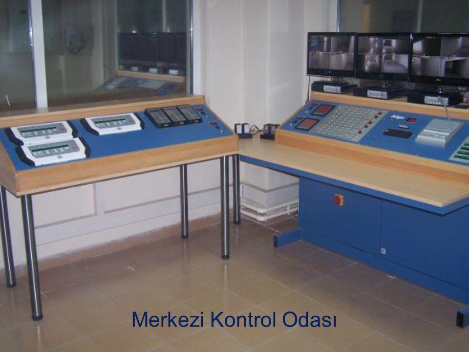 Merkezi Kontrol Odası