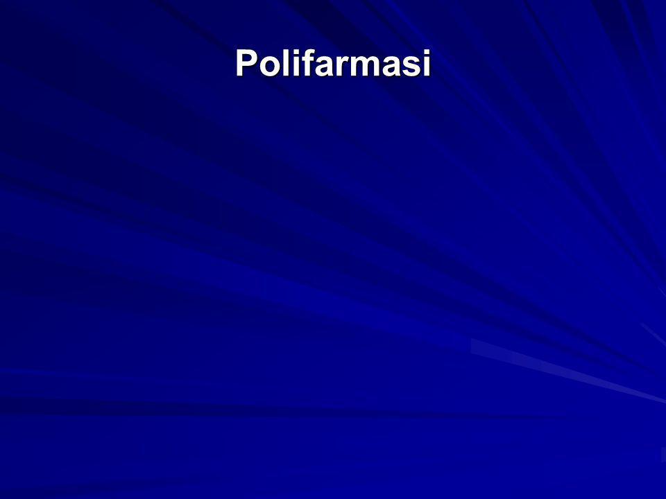 Polifarmasi
