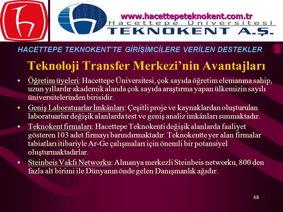 48 Öğretim üyeleri: Hacettepe Üniversitesi, çok sayıda öğretim elemanına sahip, uzun yıllardır akademik alanda çok sayıda araştırma yapan ülkemizin sa
