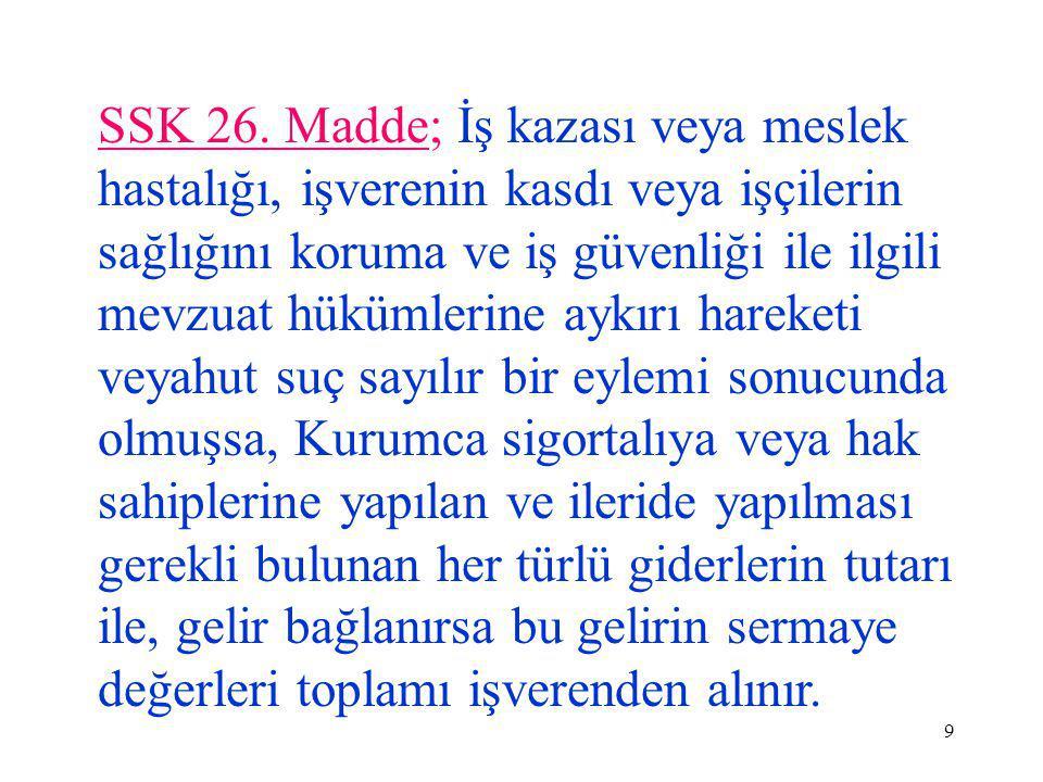 9 SSK 26.