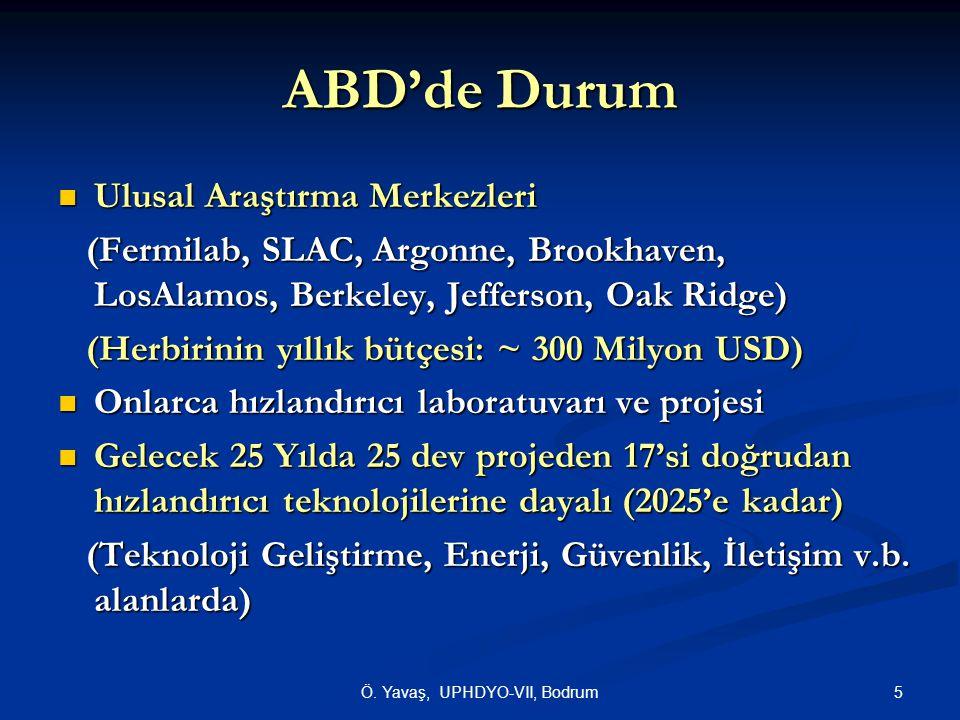 46Ö. Yavaş, UPHDYO-VII, Bodrum Turkey Armenia Turkey