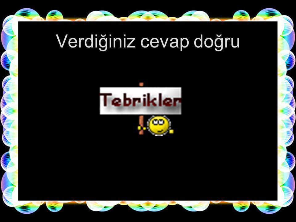 20- Gök Türklerde yazılı hukuk anlayışı gelişmemiş, buna karşılık sözlü hukuk kuralları yaygın şekilde kullanılmıştır.