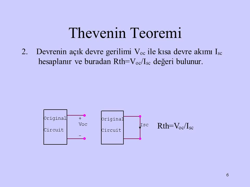 17 Reciprocity Theorem 2  3  6  3  6  2 