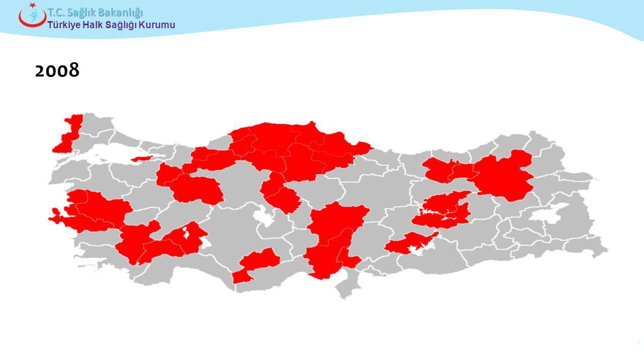 Çocuk ve Ergen Sağlığı Daire Başkanlığı Türkiye Halk Sağlığı Kurumu T.C. Sağlık Bakanlığı 2008