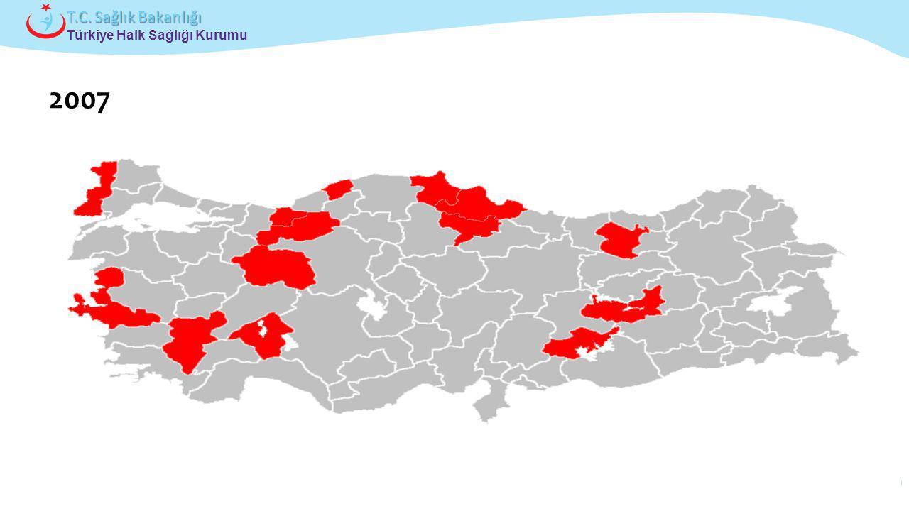 Çocuk ve Ergen Sağlığı Daire Başkanlığı Türkiye Halk Sağlığı Kurumu T.C. Sağlık Bakanlığı 2007