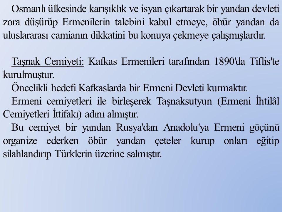 Yahudi Cemiyetleri Osmanlı Yahudileri XV.