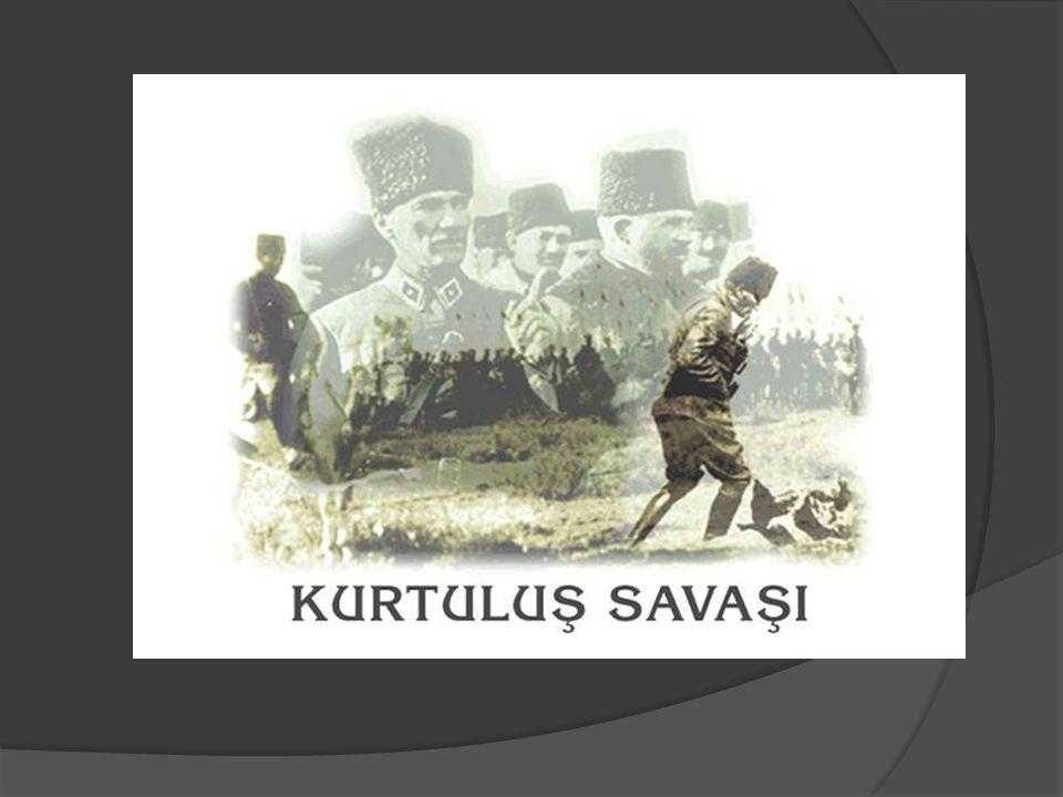  İngilizlerin çekilmesinden sonra Antep, Urfa ve Maraş Fransızlar tarafından işgal edildi.