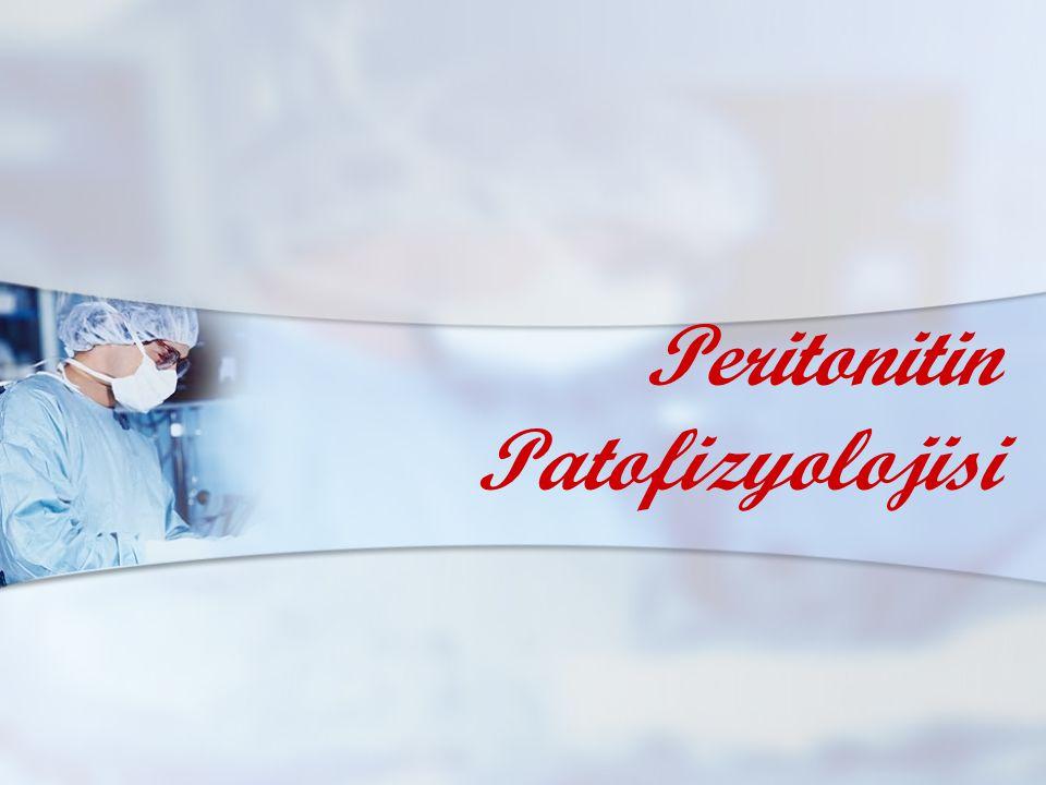 Peritonitin Patofizyolojisi