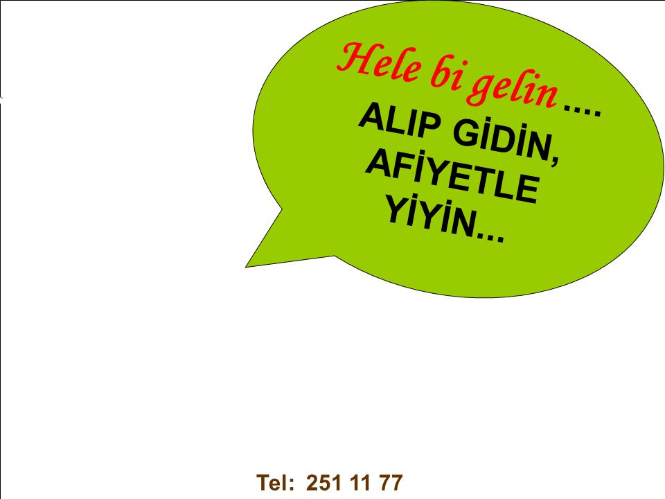F Tel: 251 11 77