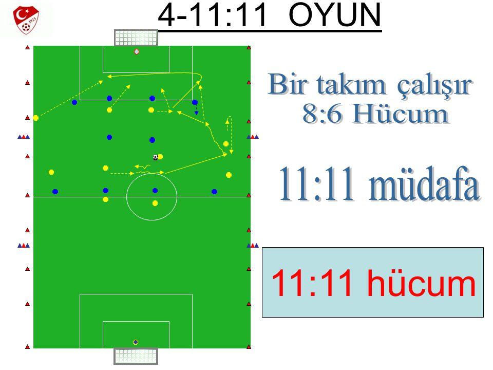 4-11:11 OYUN 11:11 hücum