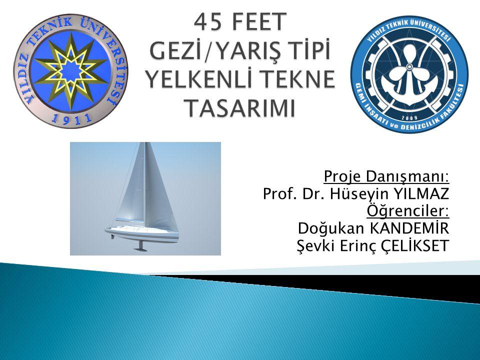 Proje Danışmanı: Prof. Dr. Hüseyin YILMAZ Öğrenciler: Doğukan KANDEMİR Şevki Erinç ÇELİKSET