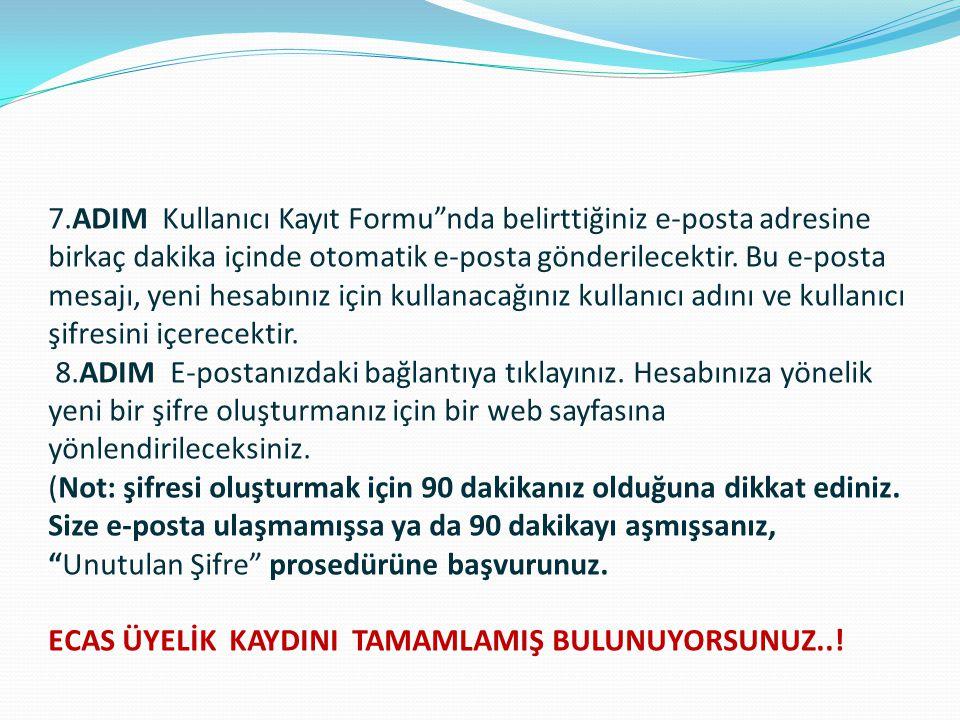 URF BİLGİ GÜNCELLEME SİSTEMİNE GİRİŞ 1.