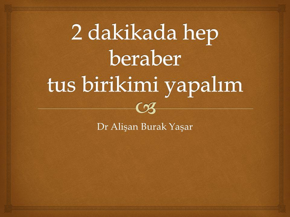 Dr Alişan Burak Yaşar
