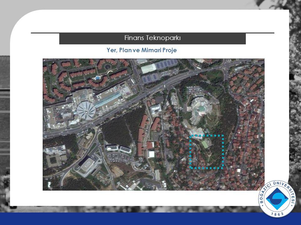 2014 ÖSYS Sonuçları Finans Teknoparkı Yer, Plan ve Mimari Proje v v