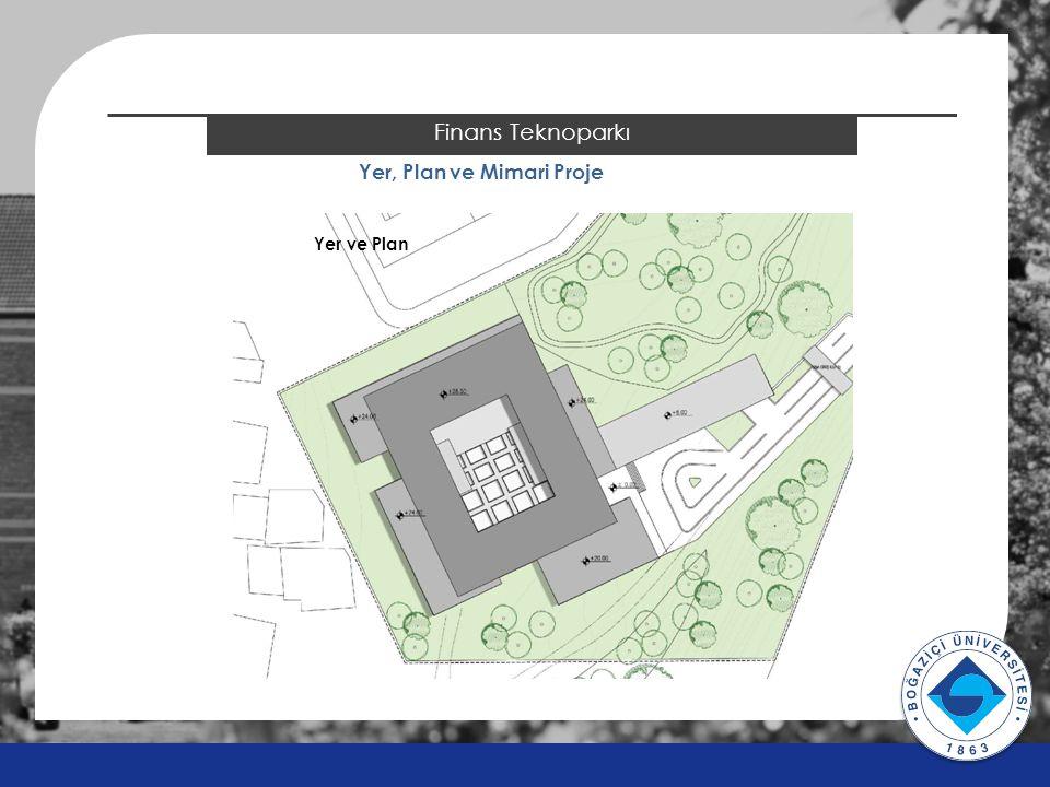 2014 ÖSYS Sonuçları Finans Teknoparkı Yer, Plan ve Mimari Proje Yer ve Plan v v