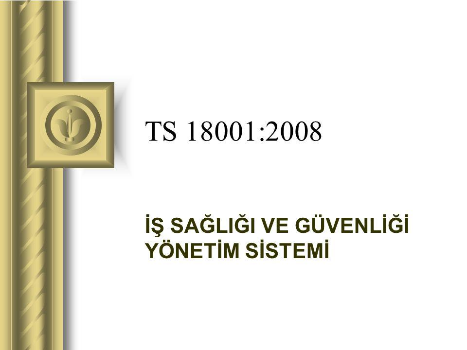 15.ISO 9000-14001 ve OHSAS 18001 in ortak olmayan yönü aşağıdakilerden hangisidir.