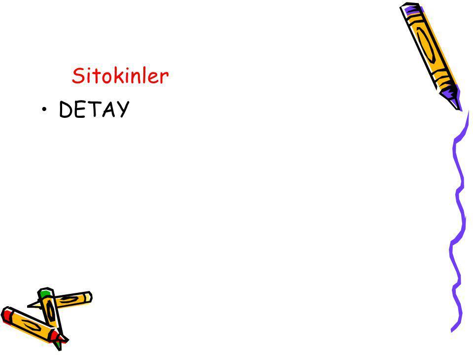 Sitokinler DETAY