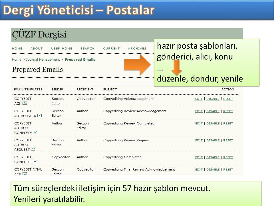 hazır posta şablonları, gönderici, alıcı, konu … düzenle, dondur, yenile hazır posta şablonları, gönderici, alıcı, konu … düzenle, dondur, yenile Tüm