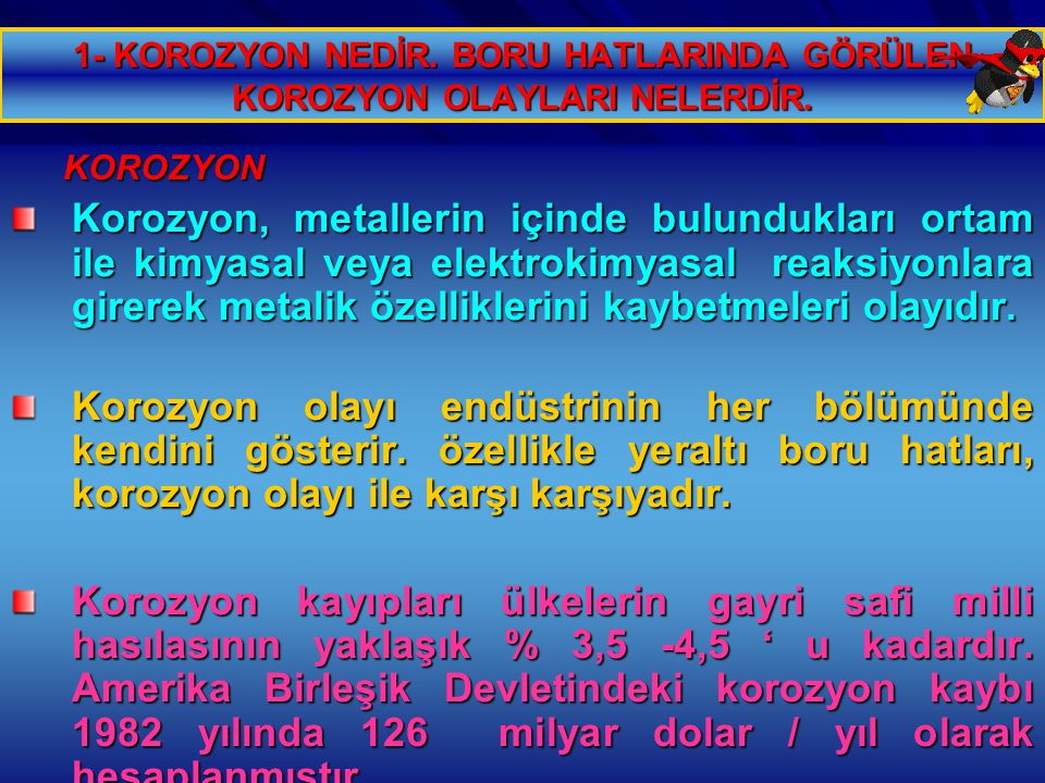 12.01.2015 Özgül YILDIRIM 64 Kaplama Muayenesi Kaplama yapılmasından sonra nihai ürün kaplanmış boru olacaktır.