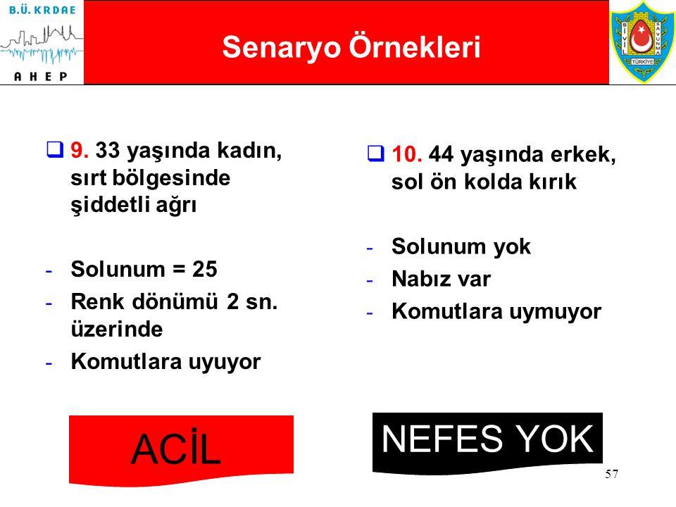 56 Senaryo Örnekleri  7.