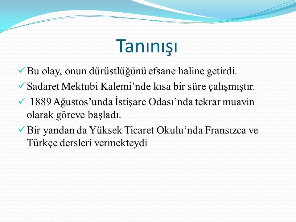 1912'de, Trablusgarp Savaşı nedeniyle Meclisin feshedilmesine karşı öfkesini Doksanbeşe Doğru adlı şiirinde ifade etti.